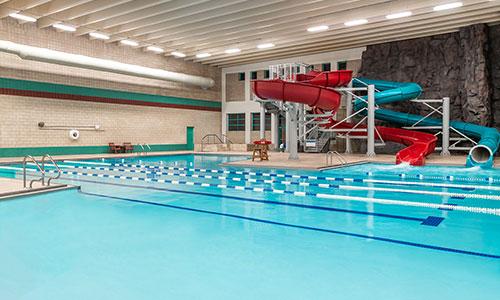 Dakotah! Sport and Fitness Indoor Pool